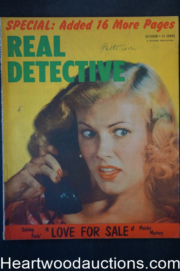 Real Detective Oct 1951
