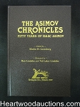 The Asimov Chronicles by Isaac Asimov (Signed) (Wooden Slipcase)