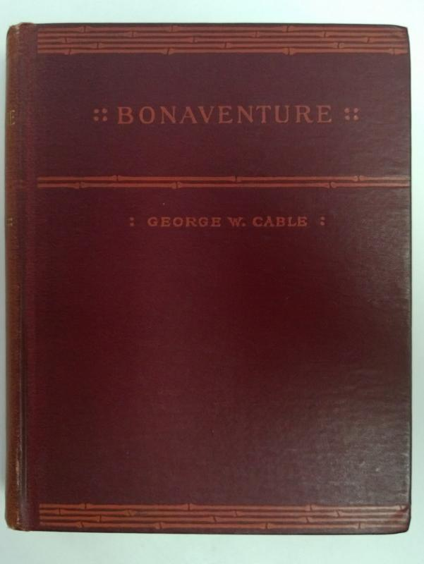 Bonaventure by George W. Cable