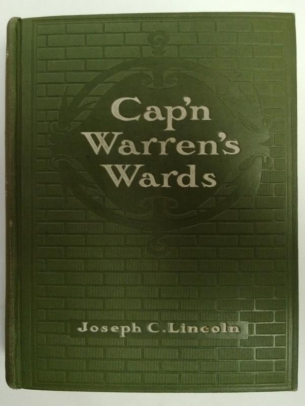 Cap'n Warren's Wards by Joseph C. Lincoln