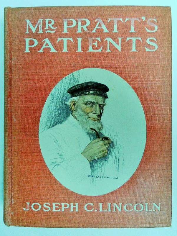 Mr Pratt's Patients by Joseph C. Lincoln