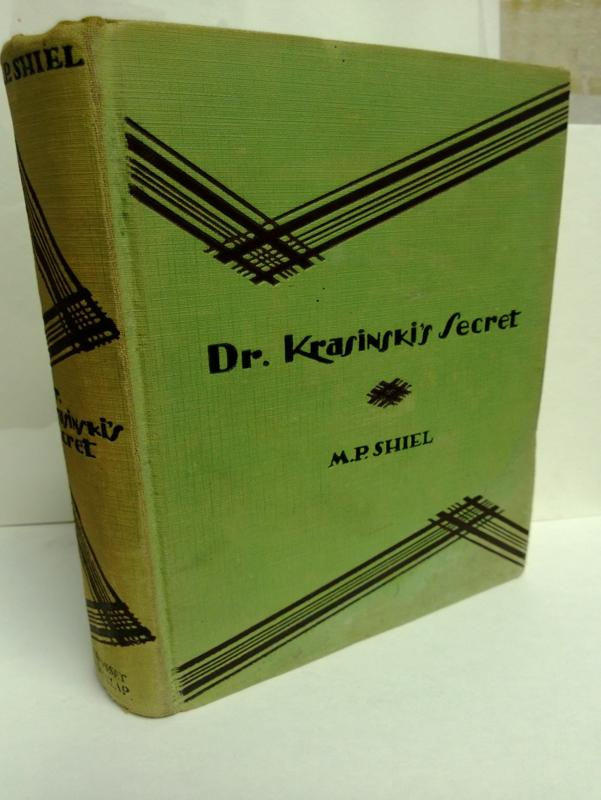 Dr. Krasinski's Secret by M.P. Shiel
