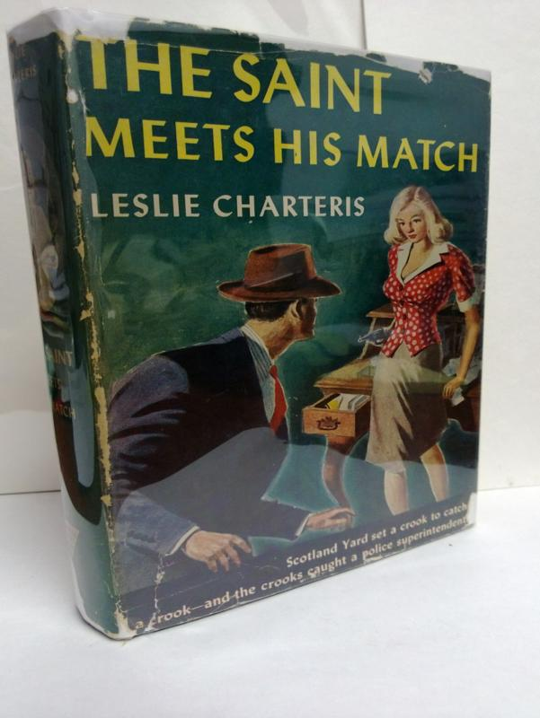 The Saint Meets His Match by Leslie Charteris