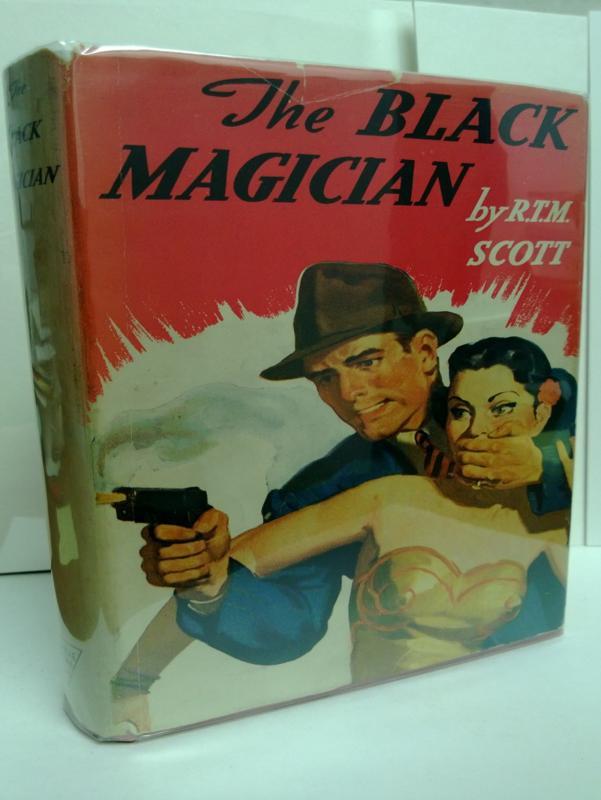 The Black Magician by R.T.M. Scott