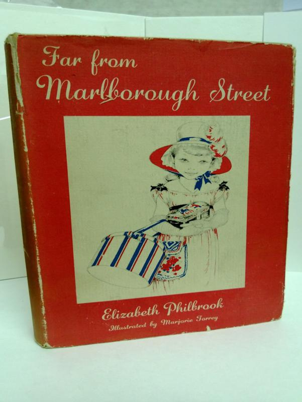 Far from Marlborough Street by Elizabeth Philbrook