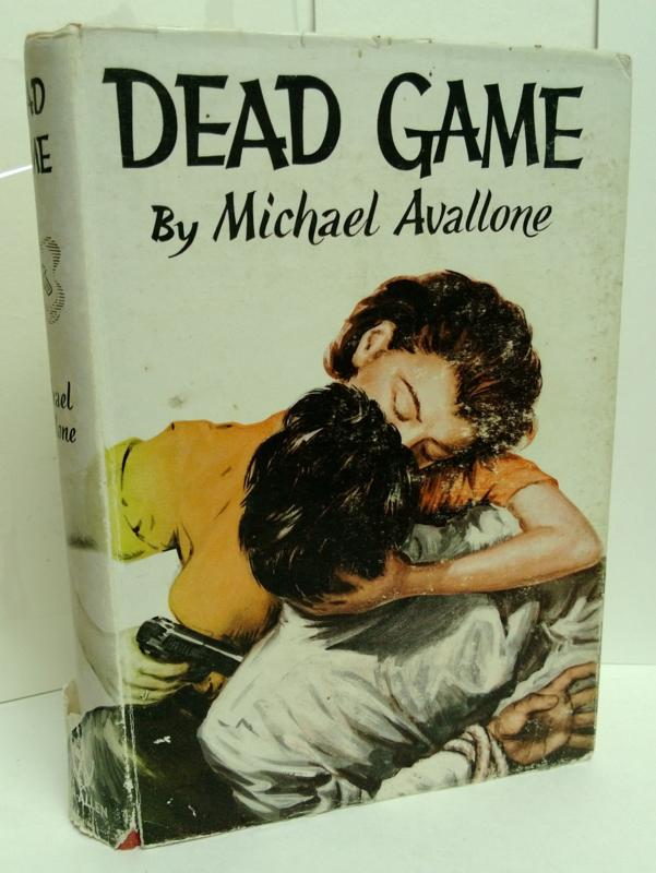 Dead Game by Michael Avallone