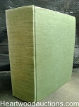 Bound Book of 6 Jungle Stories Winter 1947 to Spring 1949