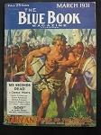 Blue Book 1930 - Complete Serial of Tarzan, Guard of the Jungle parts 1-7