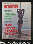 Best True Fact Detective May 1978 Classic Bondage Cover