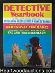 Detective Yearbook May 1973 Assault Cover