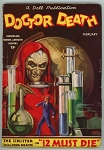 Doctor Death Feb 1935 FIRST ISSUE; Wild Medical Horror Cover Art