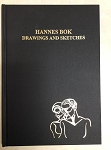 The Sam  Moskowitz Copy of Hannes Bok Drawings and Sketches First Limited Lettered Edition,  Original Color Plates and  Sketch,  Presentation Copy 'G': 1/ 10