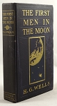 The First Men in the Moon by H.G. Wells (First)