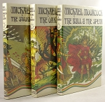 Bull and the Spear; Oak and the Ram; Sword and the Stallion (3 Books)