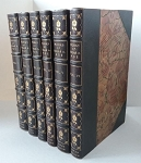 The Tales and Poems of Edgar Allan Poe (Library Edition) 6 Volume Set Copy #15/250