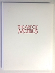 The Art of Moebius/Jean Giraud Limited Edition Book, Signed original tipped in with George Lucas Intro