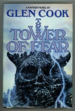 The Tower of Fear by Glen Cook (Second Printing)