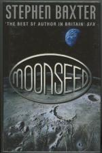 Moonseed by Stephen Baxter (First Edition)