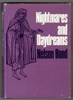 Nightmares and Daydreams by Nelson Bond ARKHAM 1st