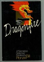 Dragonfire by Bill Pronzini (First Edition) Signed