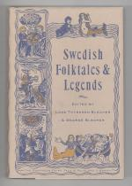 Swedish Folktales & Legends by Lone Thygesen Blecher & George Blecher 1st Edition Signed