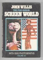 John Willis Screen World 1983 Volume 34