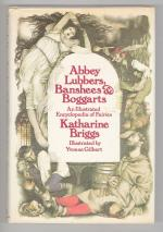 Abbey Lubbers, Banshees & Boggarts by K. Briggs (Y. Gilbert, Art) Review Copy