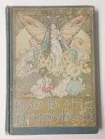 How To Find Happyland by Jasmine Stone Van Dresser (First Edition) Signed