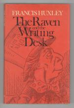 The Raven and the Writing Desk by Francis Huxley (First U.S. Edition)