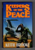 Keepers of the Peace by Keith Brooke (First Edition) Gollancz SF