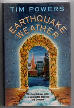 Earthquake Weather by Tim Powers (First Edition) Signed
