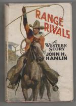 Range Rivals by John H. Hamlin (First Edition)