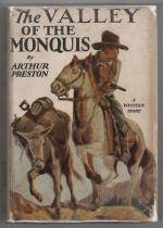 The Valley of the Monquis by Arthur Preston (First Edition)