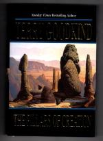 The Pillars of Creation by Terry Goodkind (First Edition) Gollancz File Copy