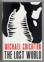 The Lost World by Michael Crichton (First Edition)