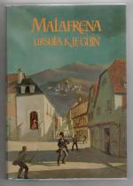 Malafrena by Ursula K. LeGuin (First Edition)