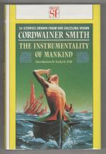 The Instrumentality of Mankind by Cordwainer Smith (Gollancz SF) File Copy