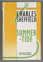 Summertide by Charles Sheffield (First UK Edition) Gollancz File Copy