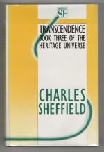 Transcendence by Charles Sheffield (First UK Edition) Gollancz File Copy