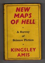 New Maps of Hell: A Survey of Science Fiction by Kingsley Amis (1st UK) File Copy