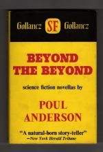 Beyond the Beyond by Poul Anderson (First Edition) Gollancz SF