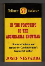 In the Footsteps of the Abominable Snowman by Josef Nesvadba