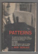 Patterns by Rod Sterling (First Edition) Author's First Book