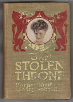 The Stolen Throne by Herbert Kaufman & May Isabel Fisk