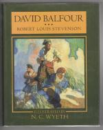 David Balfour by Robert Louis Stevenson (N. C. Wyeth Illustrated)