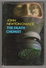 The Death Chemist by John Newton Chance (First Edition)