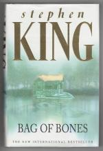Bag of Bones by Stephen King (First Edition) Limited Signed Bram Stoker award Signed