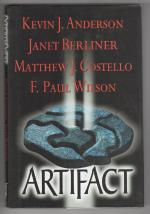 Artifact: A Daredevils Club Adventure (First Edition) Signed