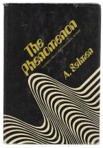 The Phenomenon: A Story about Supernatural in Man by A. Salmen (First Edition)