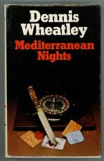 Mediterranean Nights by Dennis Wheatley (Lymington Edition)